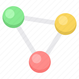 communication, interaction, link, links, media, network, social icon