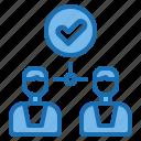 corporate, graeement, information, meeting, office, people, teamwork icon