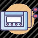 casette, casette player, player icon
