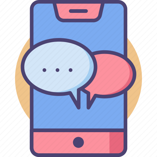 chat, chatting, message, messaging icon