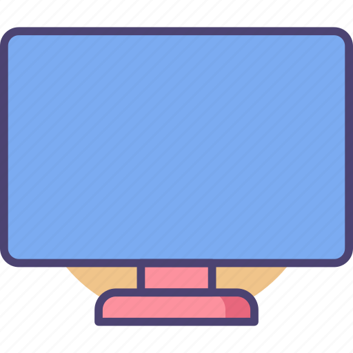 Computer, monitor, pc, tv icon - Download on Iconfinder
