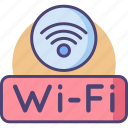 internet, internet connection, wifi, wifi zone, wireless connection icon