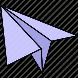post, send icon