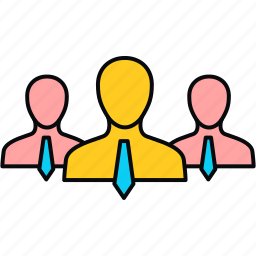 communication, connection, group, network, people, social, team icon