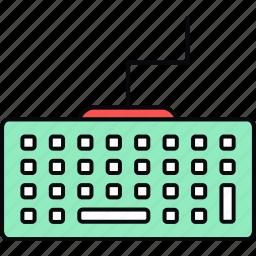 input, key, keyboard, keypad, keys icon