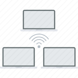 communication, computer, connection, internet, network, online icon