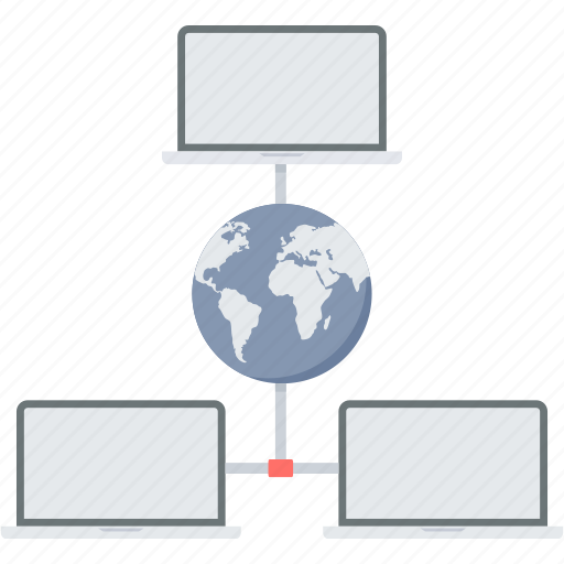 communication, computer, connection, global, internet, network icon