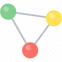 chain, connection, link, share, sharing, url, web icon