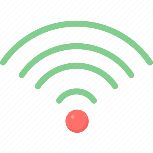 connection, internet, network, signal, wifi, wireless icon