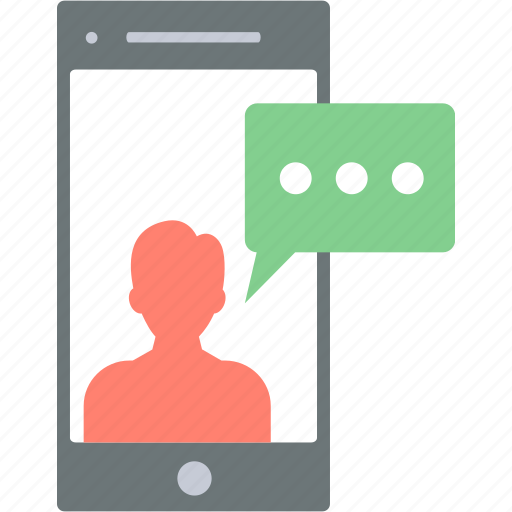 Sms, chat, message, mobile, phone icon - Download on Iconfinder