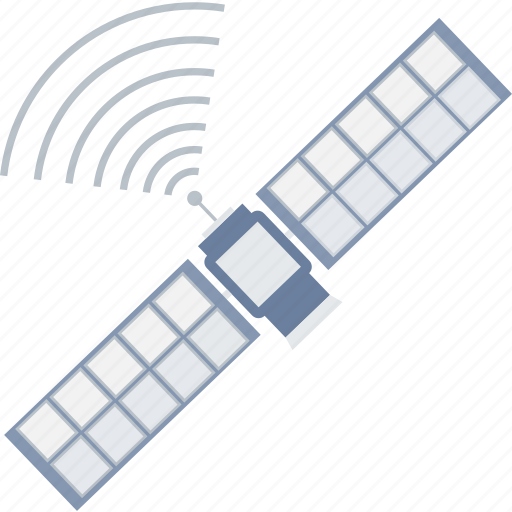 antenna, communication, connection, dish, satellite, space icon