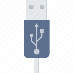 cable, data, usb, wire icon
