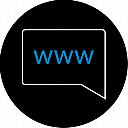 browser, format, html, internet, network, online icon