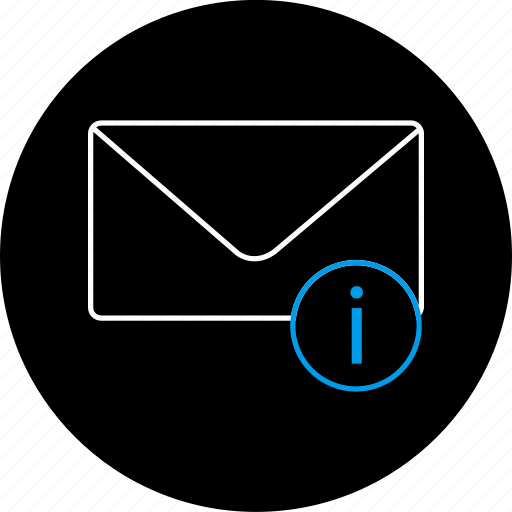 chat, communication, envelope, information, message, notification, text icon