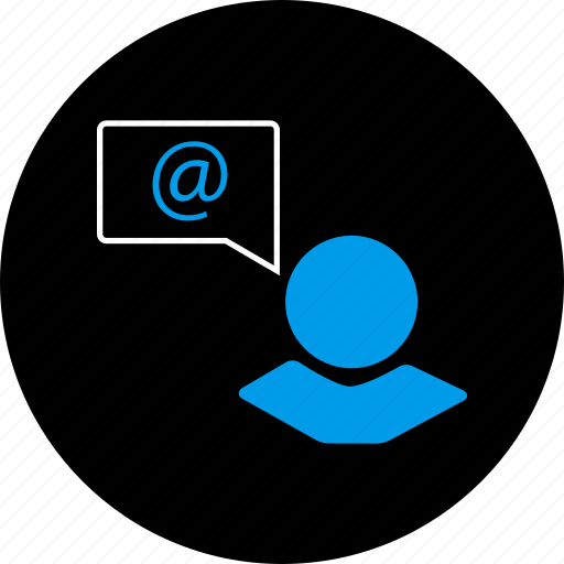 chat, communication, envelope, internet, message, notification, text icon