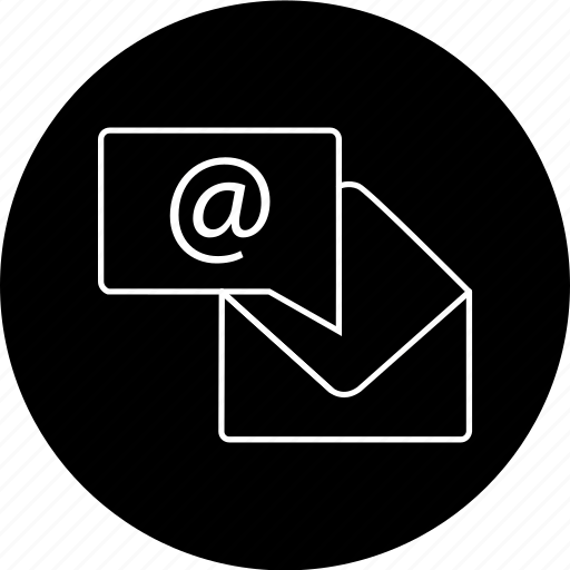 chat, communication, envelope, message, notification, online, text icon