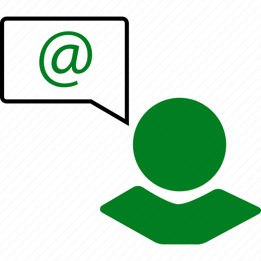 chat, communication, message, network, notification, online, text icon