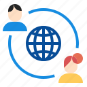 global, global network icon