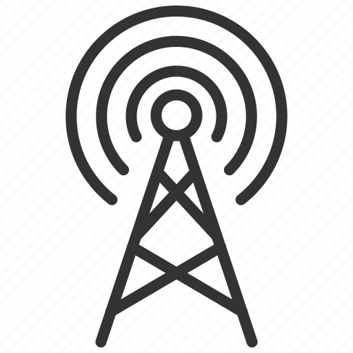 communication, connection, internet, network, technology, wifi, wireless icon