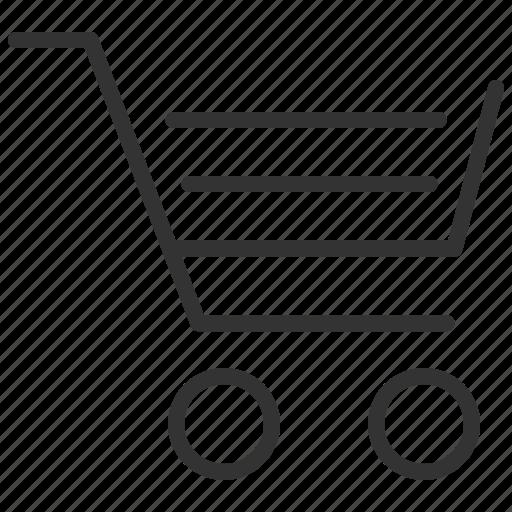 cart, communication, ecommerce, online, shop, shopping, web icon