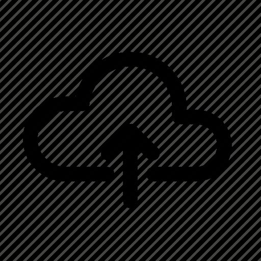 back up, cloud, download, guardar, online, save, upload, web icon
