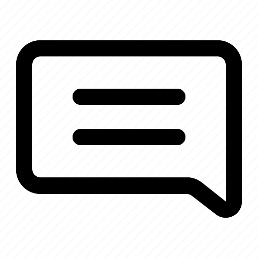 bubble, chat, comment, dialog, dialogue icon