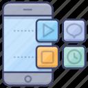 apps, ui, application, mobile, user interface, app