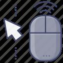 hardware, computer, mouse, cursor icon