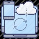 sync, data, update, backup