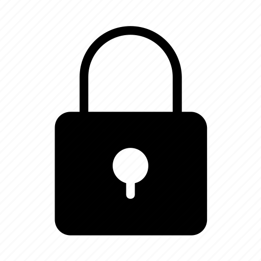 lock, private, protection, safe, secure icon