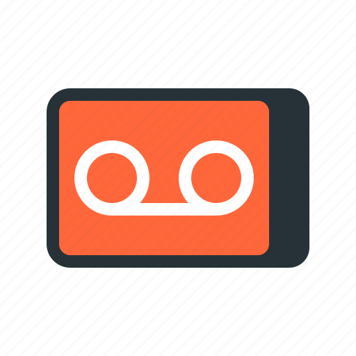 audio, message, recorder, recording, voice, voicemail icon