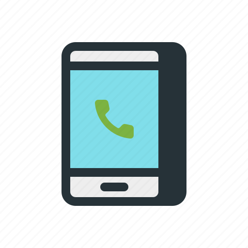 android, call, cell, iphone, phone, smartphone icon
