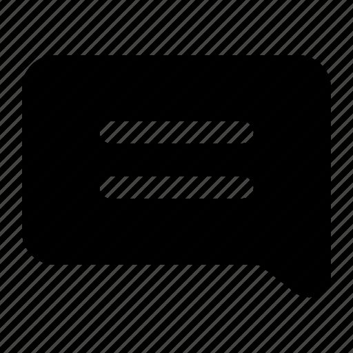 chat, dialog, dialogue, talk icon