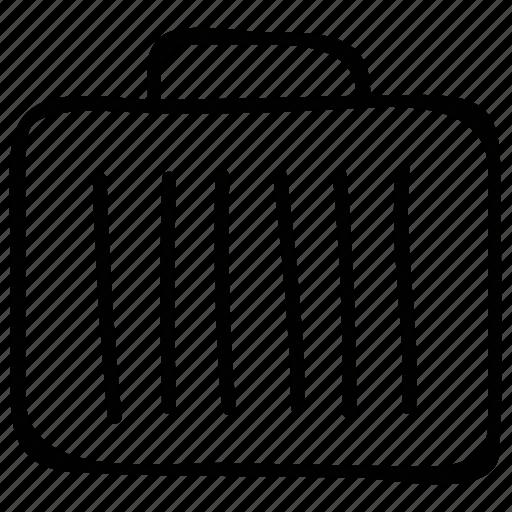 bag, briefcase, case, suitcase icon
