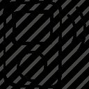 ipod, music, nano, player