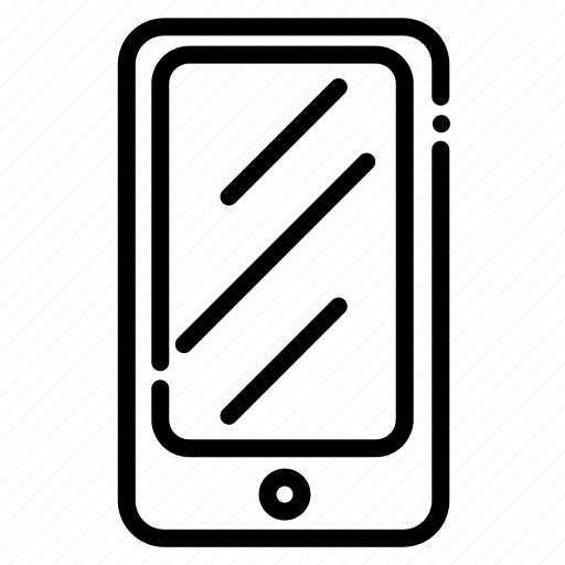 brokenline, call, cell phone, cellphone, phone icon
