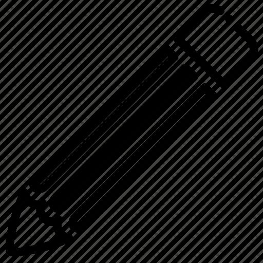 brokenline, pen, pencil, write, writing icon