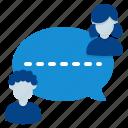 conversation, cloud, connection, networking, computing, voip, communication