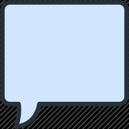 ballon, bubble, communications, speech icon