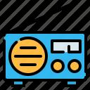 communications, electronics, radio, radio antenna, radio box, radios, transistor