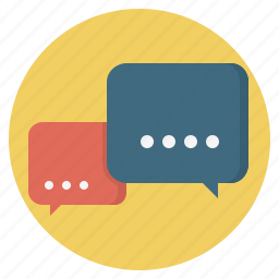 chat, communication, message, messages icon