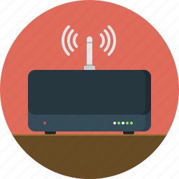 communication, router icon