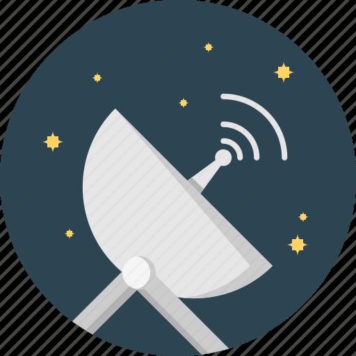 communication, satelite, space icon