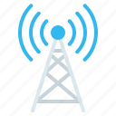 antenna, communications, internet, radio antenna, signal, tower