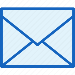 communications, envelope, letter, mail icon