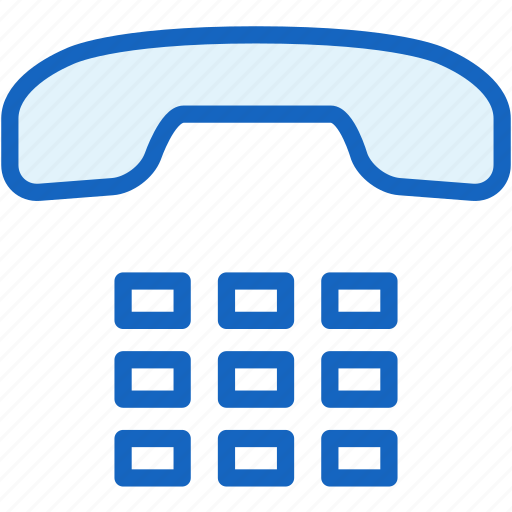 call, communications, phone, vintage icon