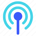 cellular, connection, network icon