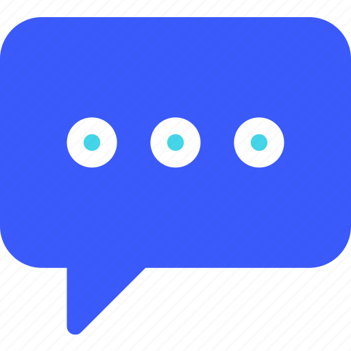 chat, message, messenger icon