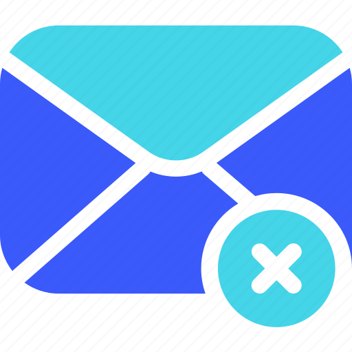 delivered, mail, not icon