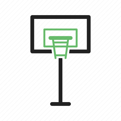 Ball, basketball, court, goal, match, post, sports icon - Download on Iconfinder